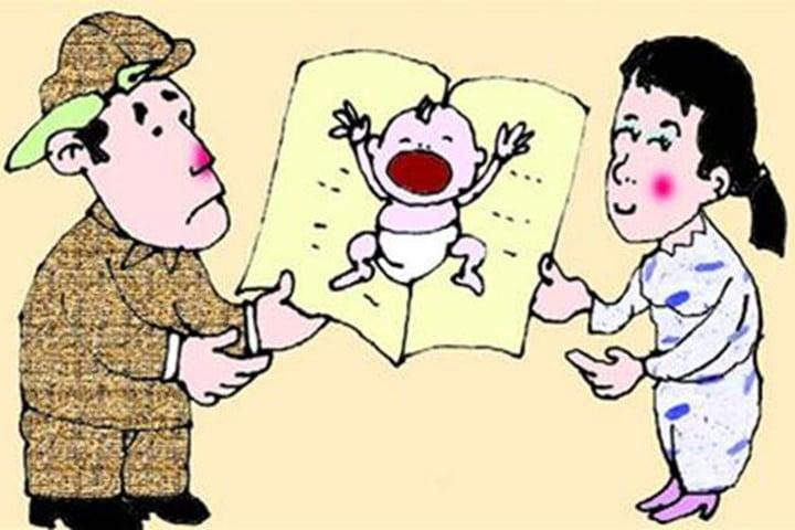 Cha mẹ nuôi có được quyền đổi họ tên của con nuôi?