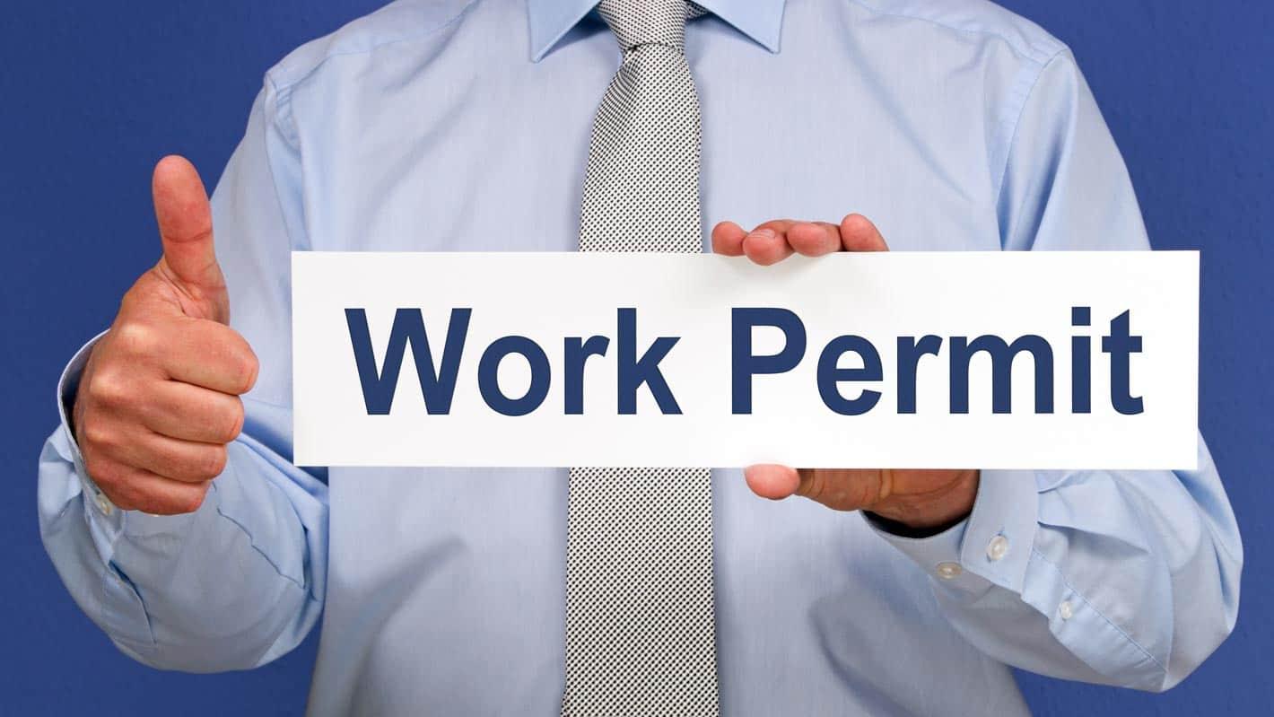 điều kiện xin giấy phép lao động