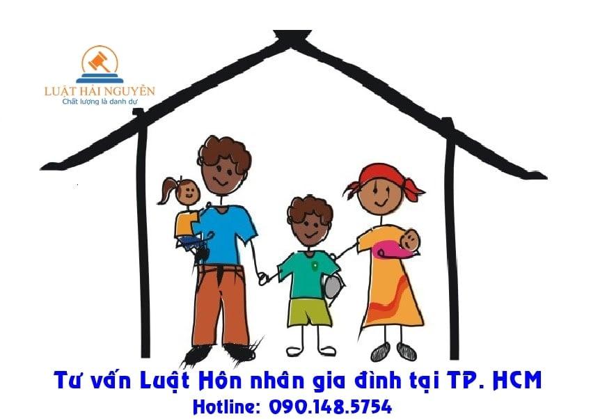 Luật Hải Nguyễn tư vấn luật hôn nhân gia đình tại hcm